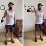 Lateral Raise single arm