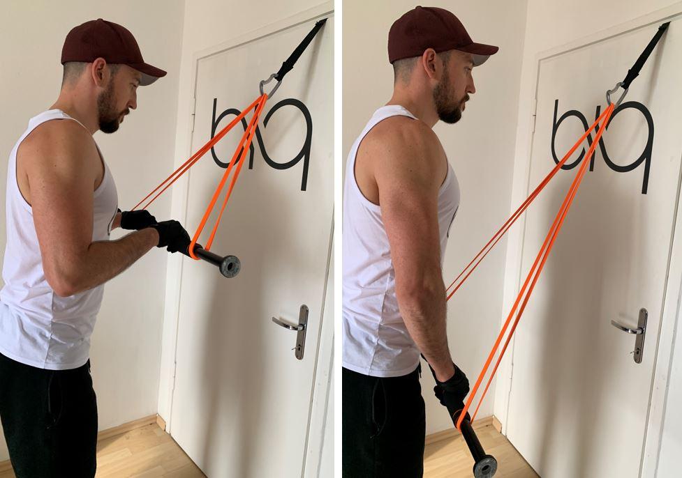 Triceps Pushdown bar