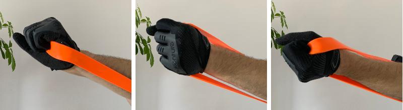 Chest Press Grip Position
