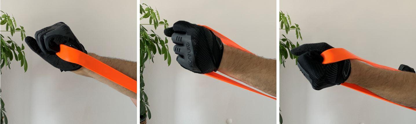 Chest Press Grip variations